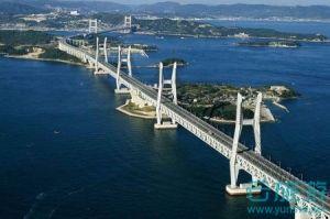 舟山跨海大橋風光